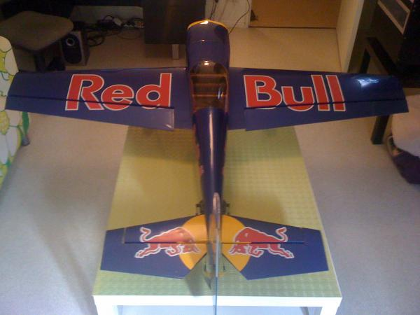 extra 300 red bull