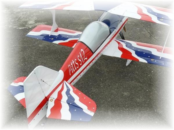 Pitts S12 -100 Star'n stripes de chez DOONKI