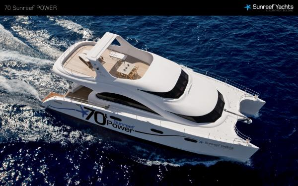 le SUNREEF power 70