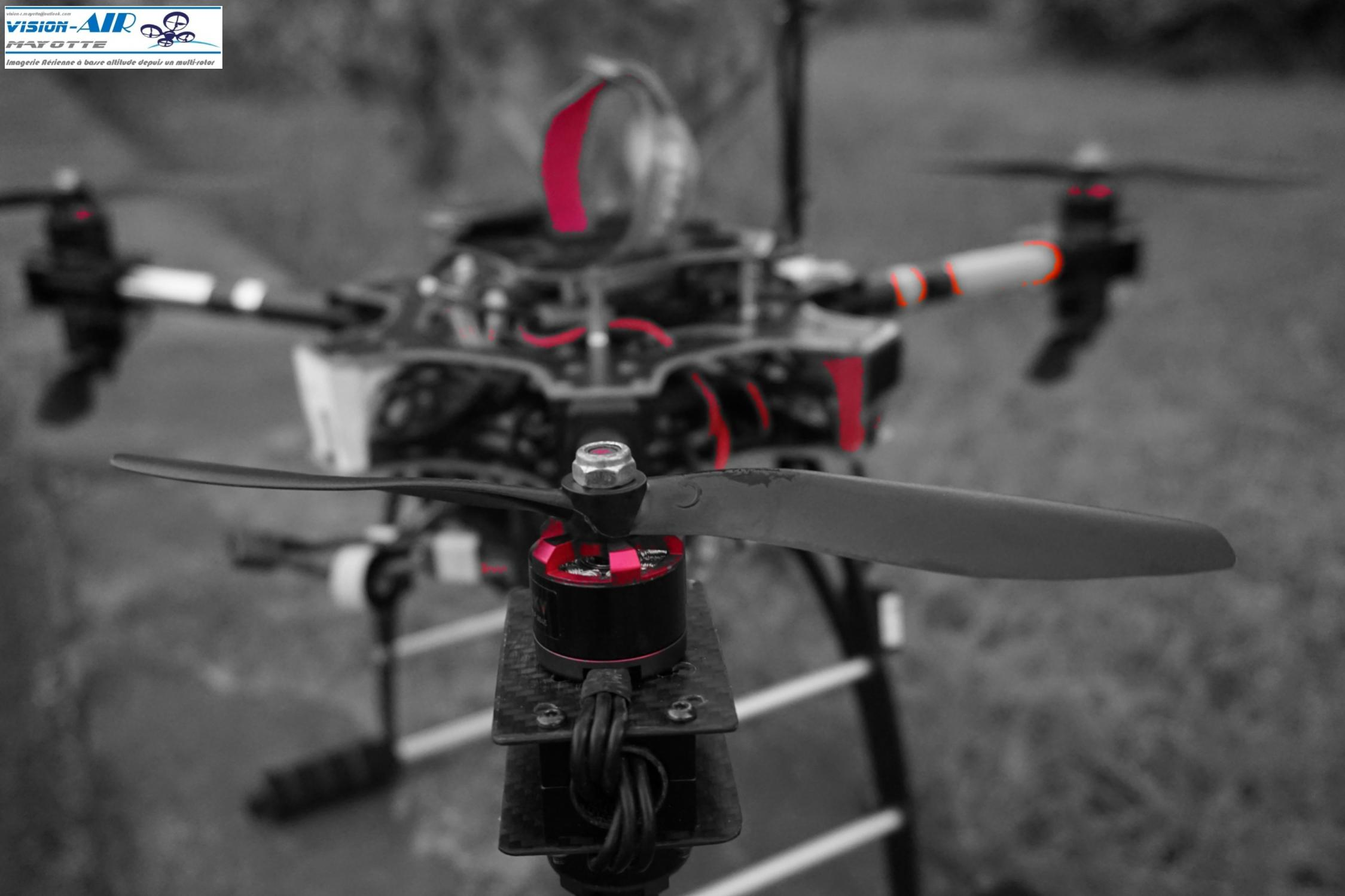 Mes Multirotors