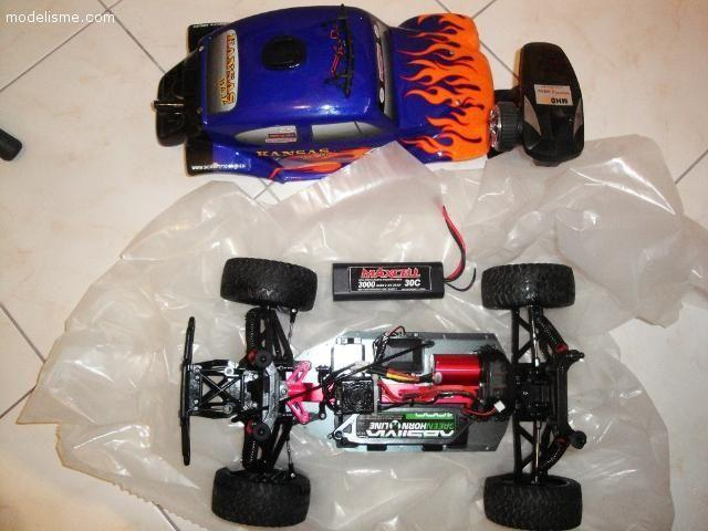 1/10 Buggy Kansa Baja brushless