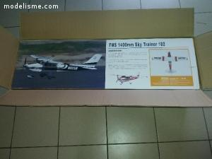 A saisir Sky Trainer 1.40m Cessna 182 FMS