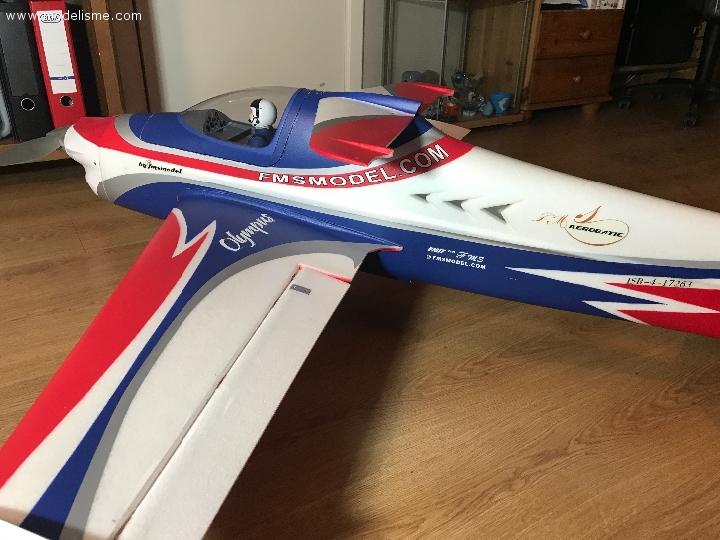 A vendre : Avion MADNESS 2 ZN LINE PAYSAN LE ROUX 3D