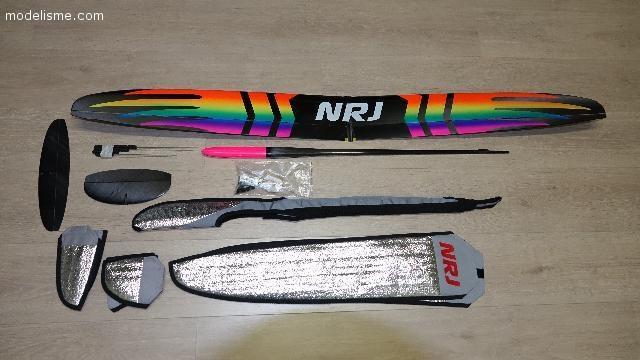 A vendre lancé main  NRJ-F3K