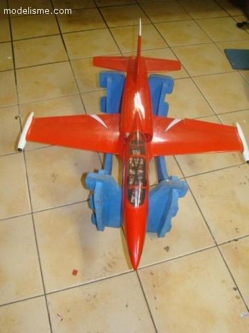 Albatros top model