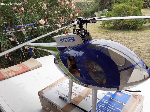 ALIGN TREX 500 FUSELAGE MD500e