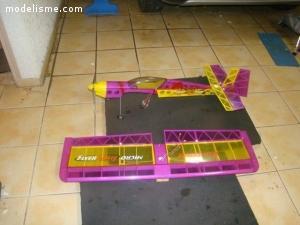Avion 3 d graupner