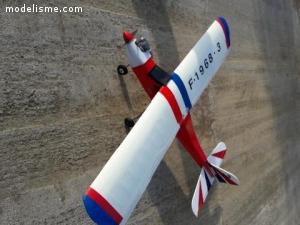 avion de debut