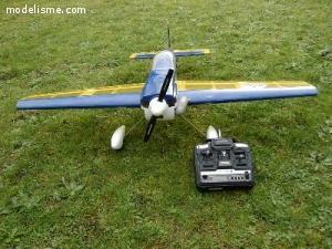 Avion GILES 3D envergure 1,1m prêt a voler