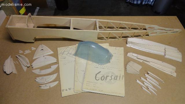 Corsair F4-U1