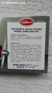 Avion Zero - GUILLOWS - NEUF