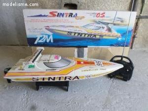bateau offshore thermique radio-commandé