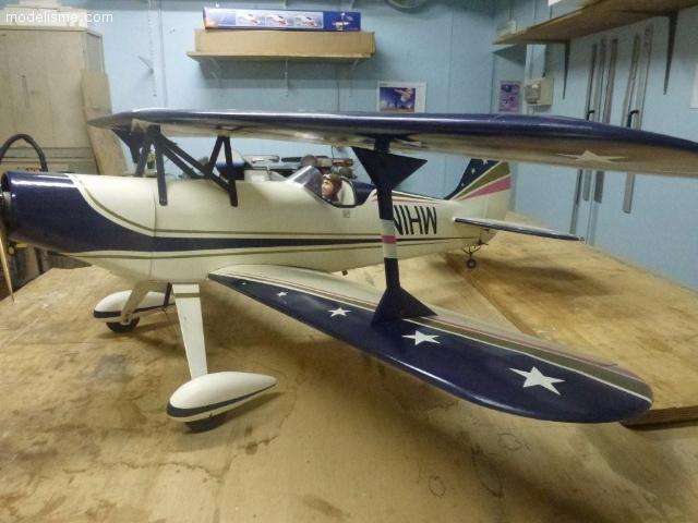 Biplan Skybolt