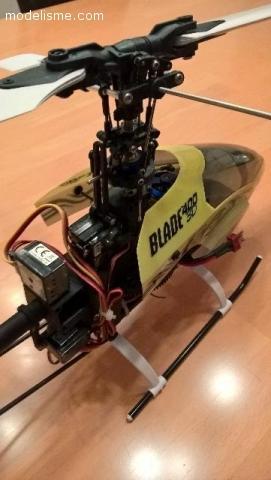 Blade 400 3D