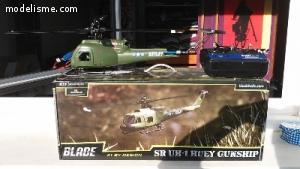 Blade SR UH-1 Gunship