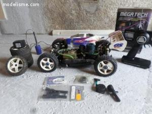 Buggy 1/8 thermique