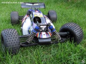 Buggy Kyosho DBX Thermique