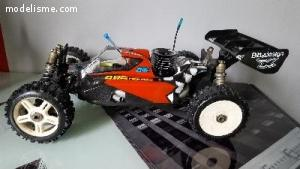Buggy thermique rc 1/8 compétition Xray XB 808