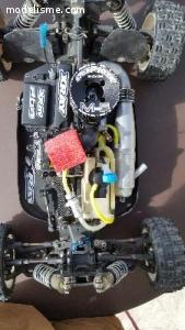 Buggy thermique rc 1/8 compétition Xray XB 808