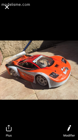 Cobra Serpent GT 3.0 ( max : 110 km/h )