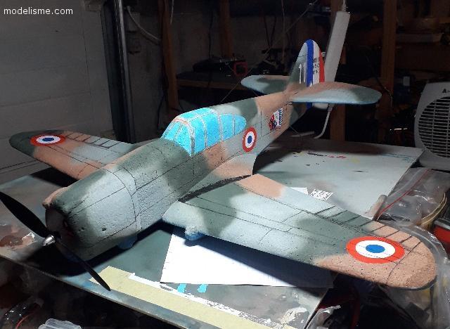 Curtiss H75 Epp