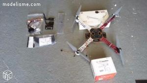 Drone ARDUCOPTER DJI F450 ARF V3 et Nacelle NEUF