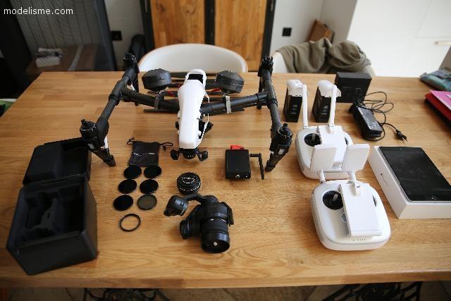 Drone DJI Inspire 1 Pro v2