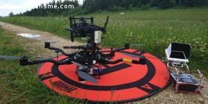 Drone Freefly Alta 6 + gimbal Movi M10 Freefly Alta 6