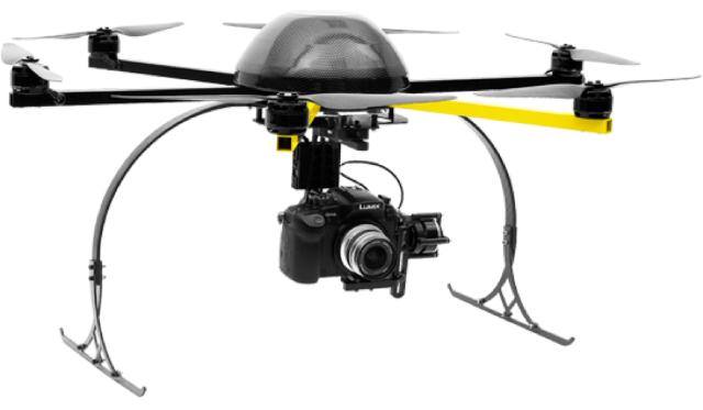 DRONE HEXACAM PIXIEL