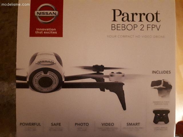 petites annonces quadricopt re drone parrot bebop 2 neuf. Black Bedroom Furniture Sets. Home Design Ideas
