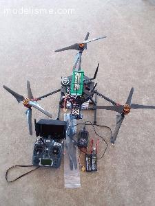 Drone Tarot Y6