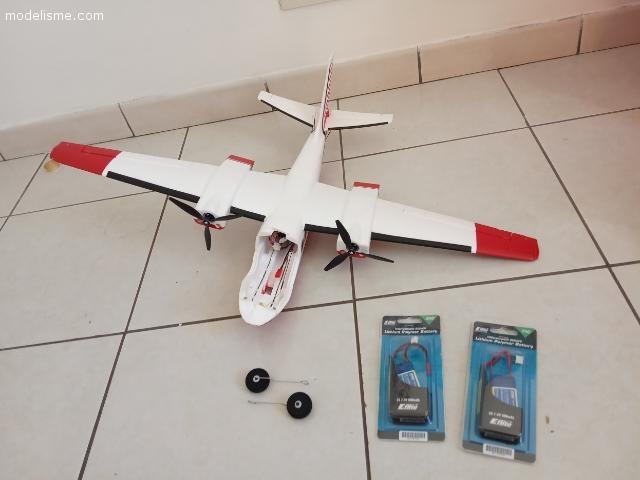 Eflite Aerocommander