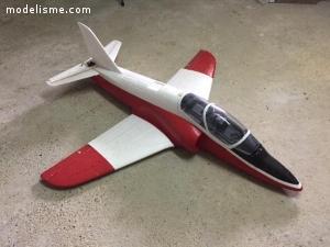 Hawk Flyfly 90mm train rentrant
