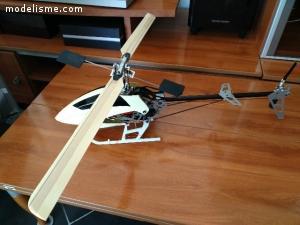 Hélicoptère electrique Dragonus