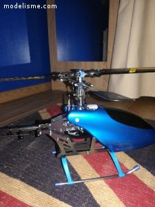 Hélicoptère rc mekysosu kit