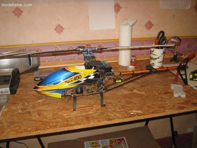 HELICOPTERE TAROT 450