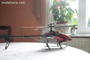 Hélicoptère WLtoys V913 Brushless