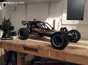 Hpi baja brushless