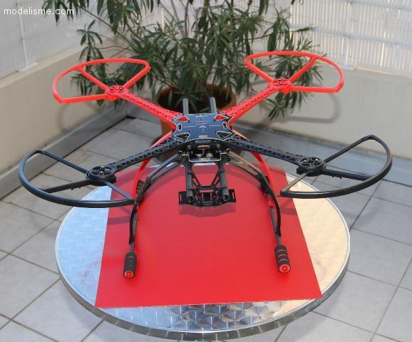 KIT quadricopter S500 + protege-hélices  NEUF
