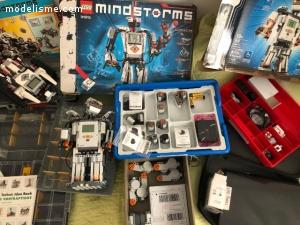 LEGOS Mindstorms NXT 2 & 3