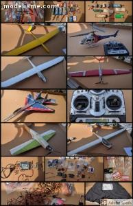 Lot aeromodelisme