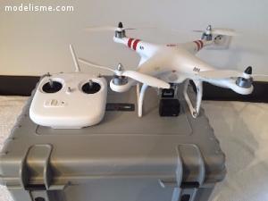 MAGNIFIQUE DRONE DJI PHANTOM