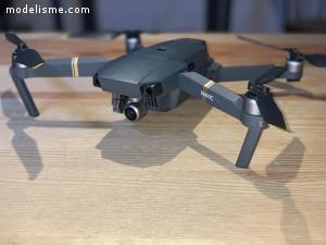 Mavic Pro Fly More combo + accessoires parfait état