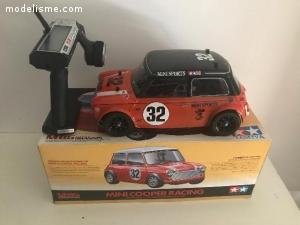 Mini Cooper Racing RC 1:10 chassis Tamiya M05