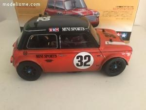 Mini Cooper Racing RC 1:10 chassis Tamiya M05