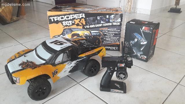Monster truck 4x4