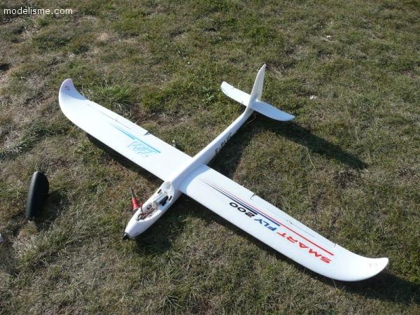 Motoplaneur T2M Smart Fly 200