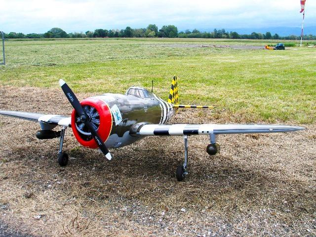P47 Thunderbolt Hangar9