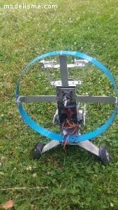 Paraglider  / parapente motorisé