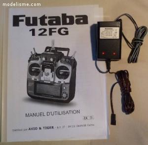 Radio FUTABA T12FG